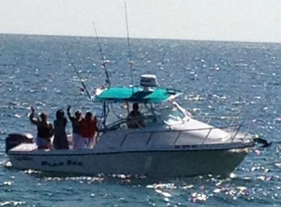 Captain dave and the plan sea picture of plan sea for Martha s vineyard fishing charters