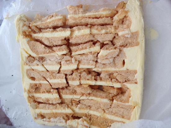 famous sans rival - Picture of Sans Rival Cakes and Pastries ...