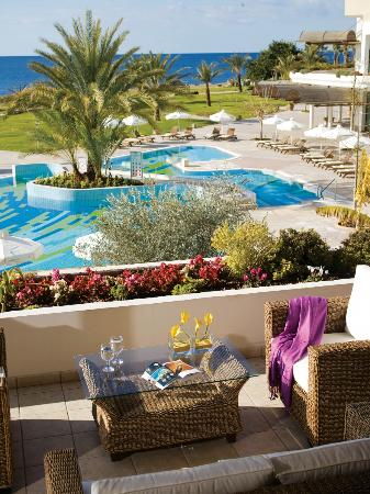 Constantinou Bros Athena Royal Beach Hotel: Athena Royal Beach Hotel