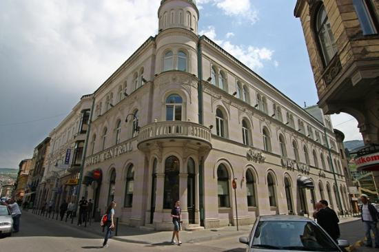 Hotel Central Sarajevo