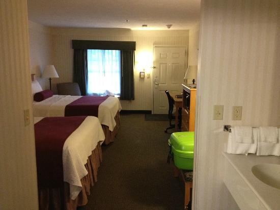 BEST WESTERN Plus Cold Spring: room