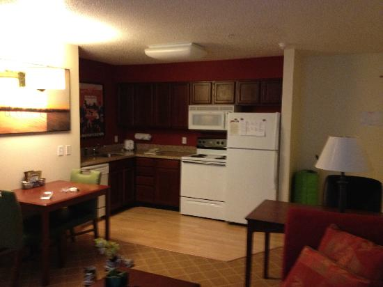 ‪‪Residence Inn West Springfield‬: kitchen‬