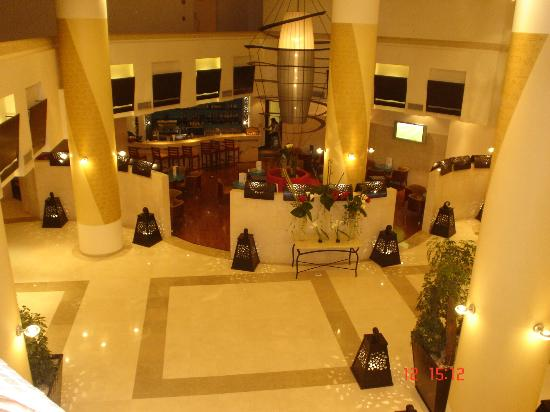 Novotel Cairo 6th Of October: tomé un capuchino