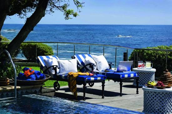 The Twelve Apostles Hotel and Spa: Atlantic Terrace Pool