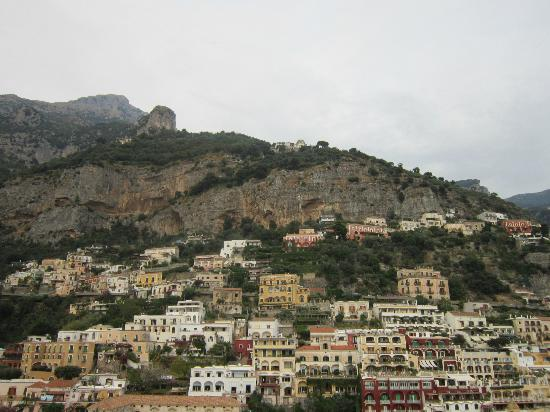 Casa Cosenza: View from balcony
