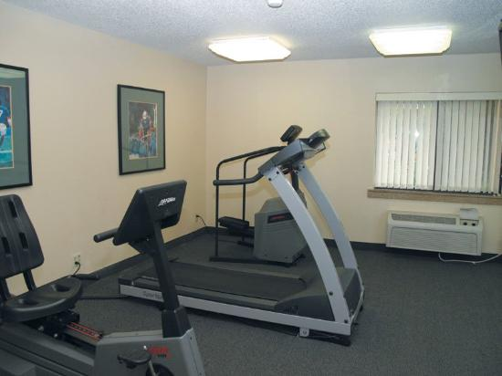 La Quinta Inn Indianapolis Airport Executive Drive: Fitness Center