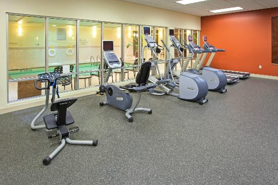 Hilton Garden Inn Naperville/Warrenville: Fitness Center
