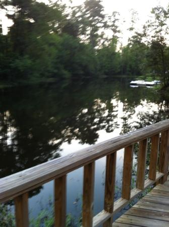 Independence, LA: Indian creek campground
