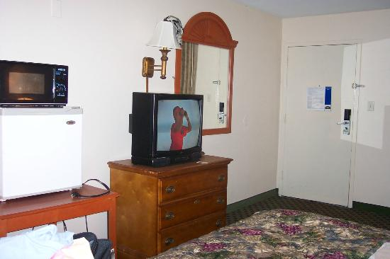 Quality Inn Historic East - Busch Gardens Area: What can I say?