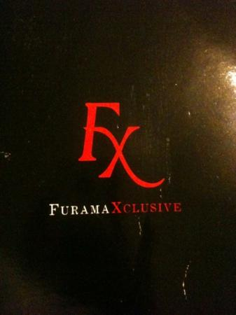 FuramaXclusive Sukhumvit: Just the key card to the room