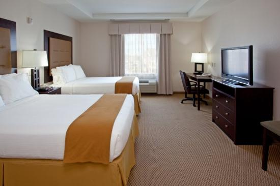 Holiday Inn Express Hotel & Suites Texas City: Double Bed Guest Room
