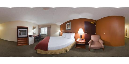 Holiday Inn Express Beloit: Wheelchair Accessible