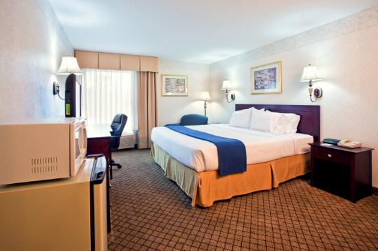Holiday Inn Express Dillard: Guest Room