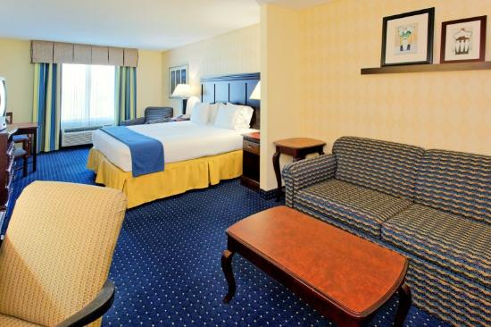 Holiday Inn Express SeaWorld: Guest Room