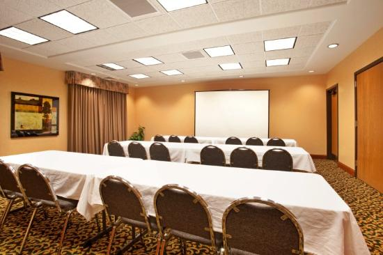 Holiday Inn Express Hotel & Suites Rockford - Loves Park: Meeting Room