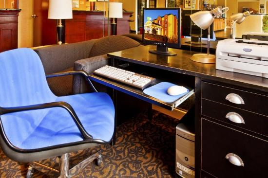 Holiday Inn Express Hotel & Suites Nashville - I-40 & 1-24 (Spence Lane): Business Center