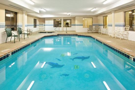 Holiday Inn Express  South Bend / Notre Dame: Swimming Pool