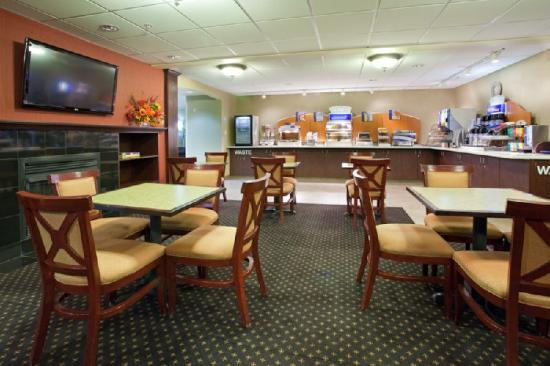 Holiday Inn Express Portland (Airport Area): Breakfast Area