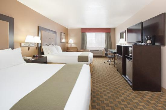 Holiday Inn Express Portland (Airport Area) : Double Bed Guest Room