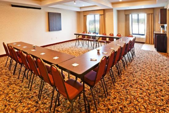 Holiday Inn Express Hotel & Suites Muskogee: Meeting Room