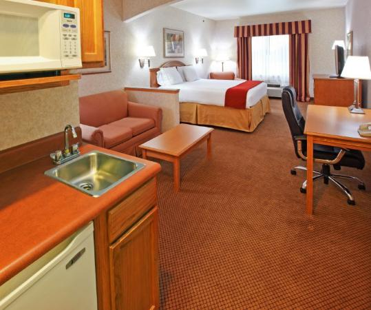 Holiday Inn Express Hotel &amp; Suites Longview-North: Double Bed Guest Room