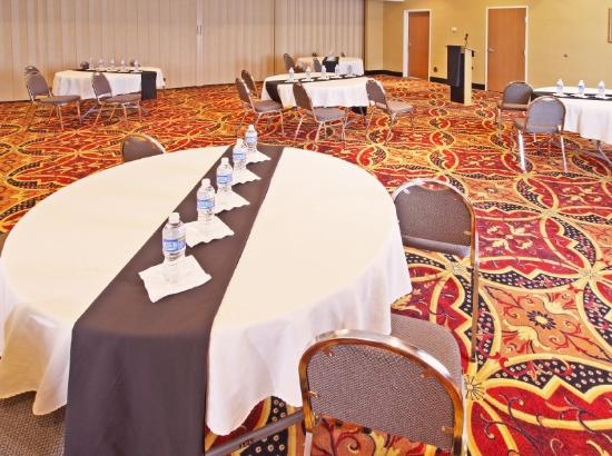 Holiday Inn Express Hotel & Suites Longview-North: Ballroom