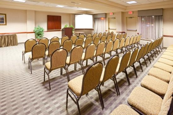 Holiday Inn Express Round Rock: Meeting Room