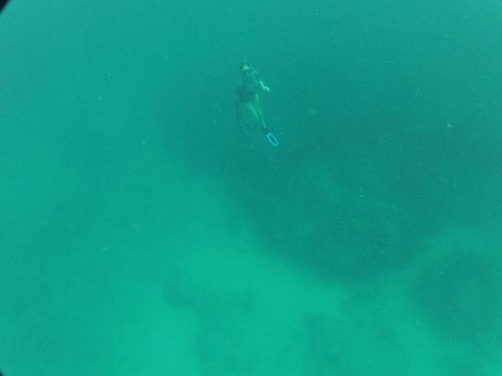 Spearfishing Costa Maya: Depth testing...