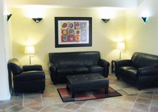Comfort Inn &amp; Suites Houston: Lobby