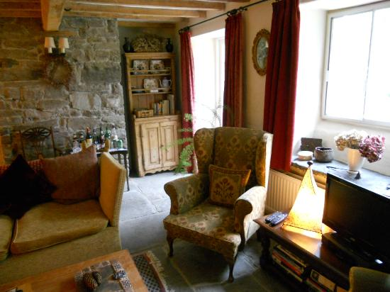 Birches Mill: Sitting room