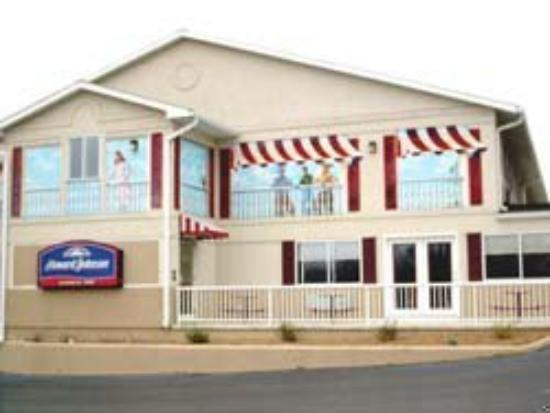 Leisure Hotel of Osage Beach: Exterior
