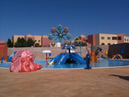 Fun City Makadi Bay Resort: jeux enfants