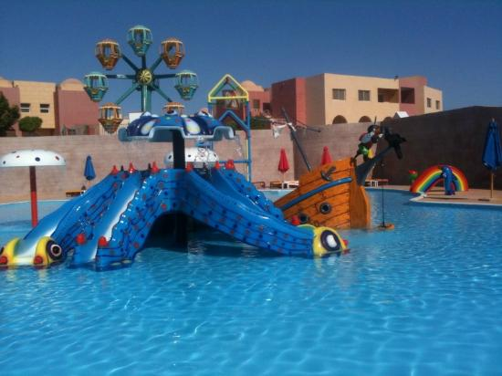 Fun City Makadi Bay Resort: espace enfants