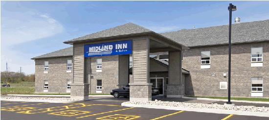 ‪Midland Inn & Suites‬