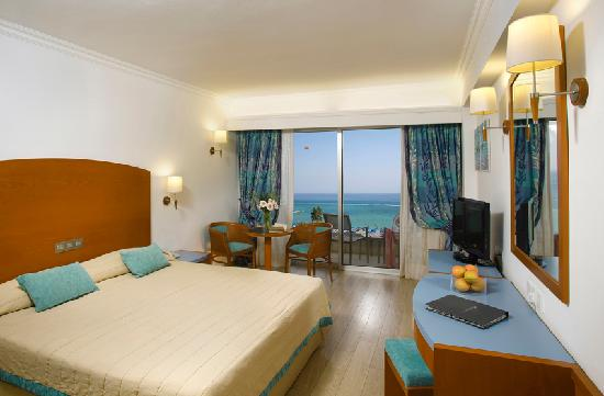 Sunrise Beach Hotel: Sea View Room