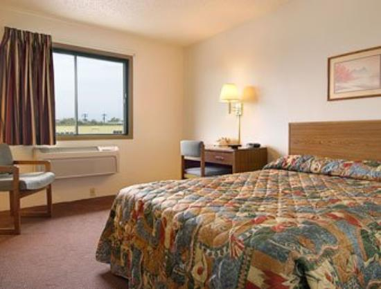 Super 8 Winchester : Standard Double Bed Room
