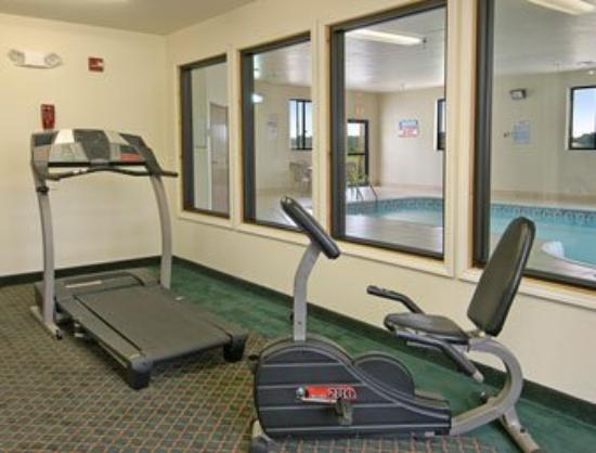Pinckneyville, IL: Fitness Center