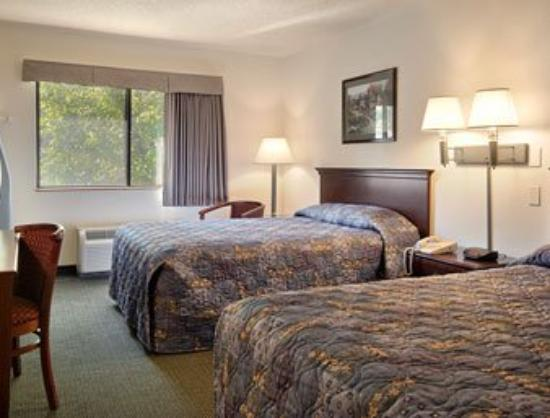 Super 8 Motel Nyack: Standard Two Queen Bed Room