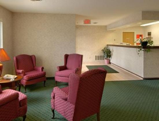 Super 8 Webster/Rochester: Lobby
