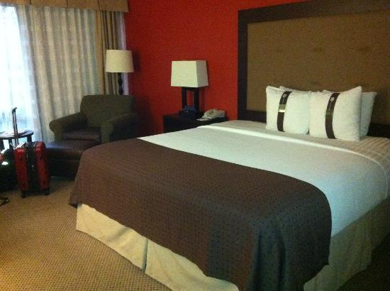 Holiday Inn Austin NW Plaza/Arboretum: Comfortable Bed!!