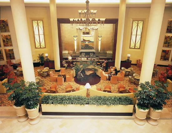 Little Rock Marriott: Lobby