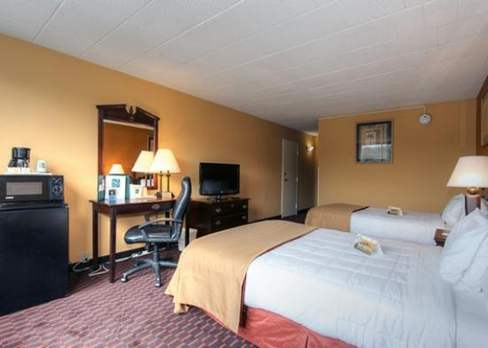 Quality Inn: Double Room