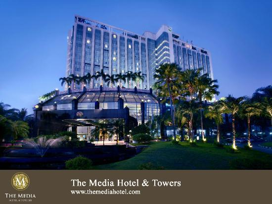 The Media Hotel And Towers: Outdoor