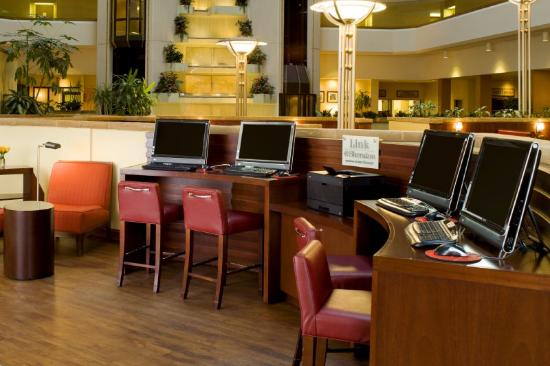 Sheraton West Des Moines Hotel: Link@Sheraton