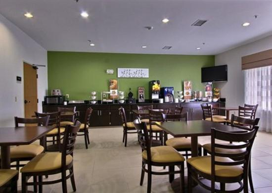 Sleep Inn : SCBreakfast Area 