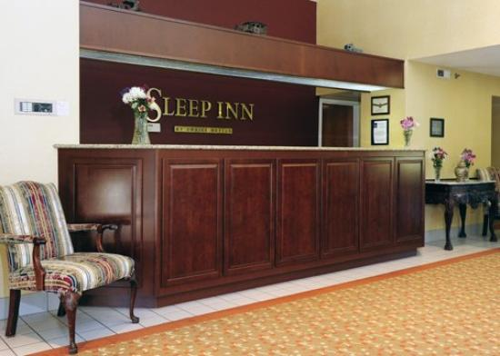 Sleep Inn: Desk