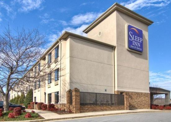 Sleep Inn & Suites - Johnson City: TNExterior