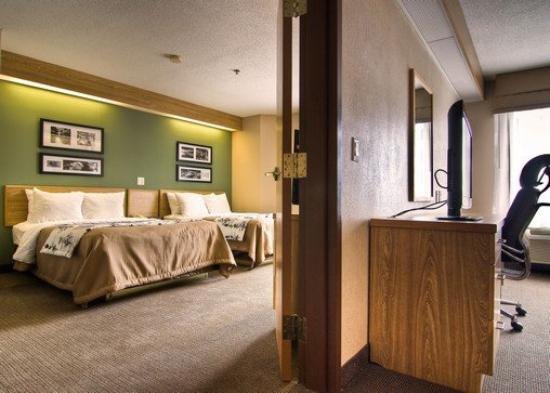 Sleep Inn & Suites - Johnson City: TNDouble Suite