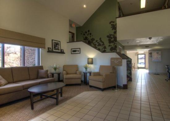 Sleep Inn & Suites - Johnson City: TNLobby