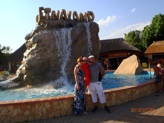 B&B Sotto il Vulcano: great time at Etnaland